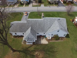 Asphalt Shingle Repairs from C3 American Exteriors